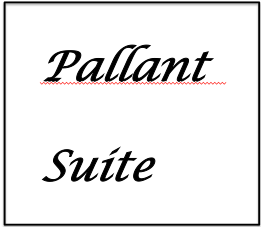 Pallant Suite Logo